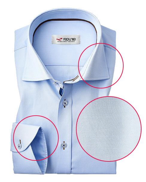 Confección de camisas de caballero