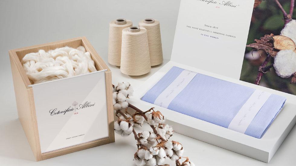 Cotonificio Albini / Fabrics