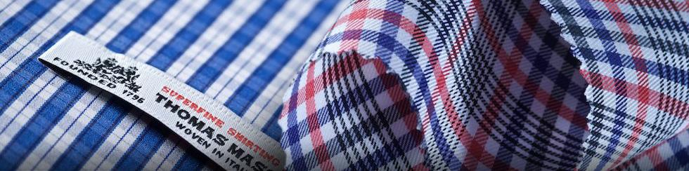 Thomas Mason / Fabrics