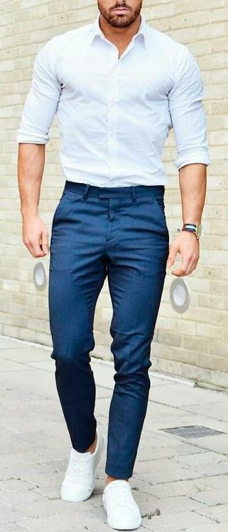 Camisa Blanca Como Usarla Correctamente En Tu Look Diario